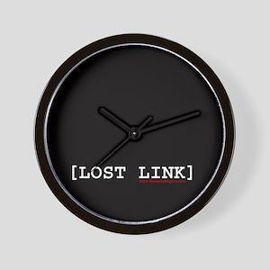 [LOST LINK] Materia Magica - Wall Clock